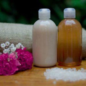 Shampoo Rosa Mosqueta