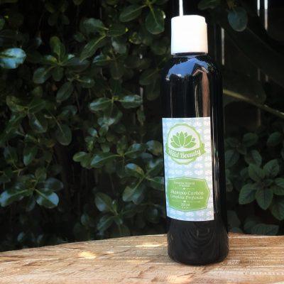 Shampoo Carbón Limpieza Profunda