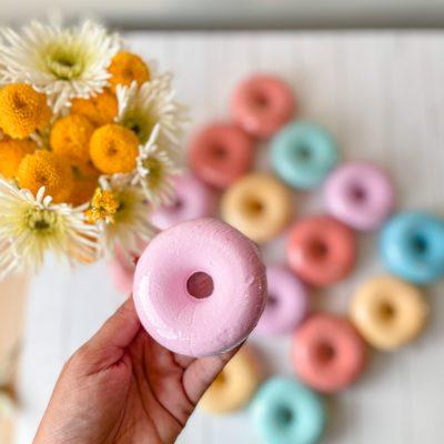 Donuts de Espuma